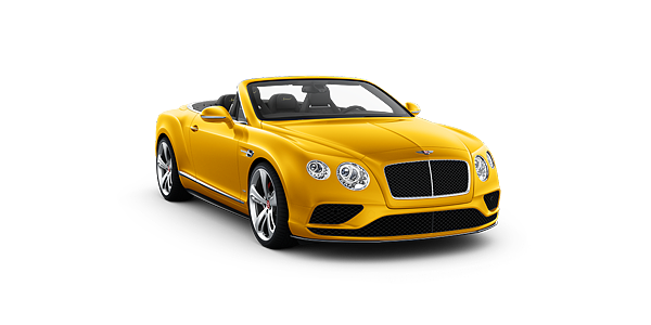 Continental GT V8 S Convertible